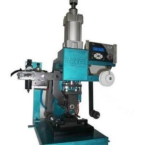 Máquina hot stamping manual